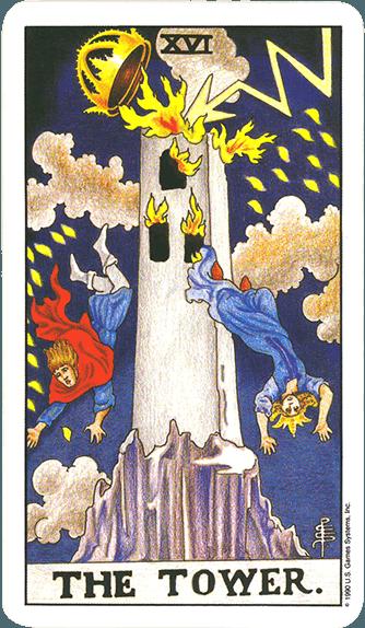 Tarot karta Kula